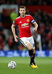Michael Carrick of Manchester United during the Carabao Cup Third Round match at the Old Trafford Stadium, Manchester. Picture date 20th September 2017. Picture credit should read: Simon Bellis/Sportimage
