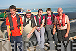 Pictured at the Maharees regatta last Sunday were l-r: Patrick Hussey, Eddie Hutch, Siobhan, William and Jackie Goodwin all from Castlegregory