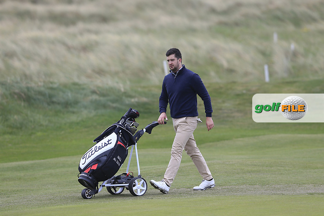 Niall McGlinn (GUI National Academy) the BMW Eastern Open St Annes Golf Club, North Bull, Dublin. 27/04/2017.<br /> Picture: Golffile | Fran Caffrey<br /> <br /> <br /> All photo usage must carry mandatory copyright credit (&copy; Golffile | Fran Caffrey)