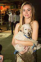 Stefanie Kay Meyer attends Punches for Puppies: Mowgli Rescue's Fundraiser Event at Wild Card West Boxing Gym & Wildfox Couture (Photo by Tony Ducret/Guest of A Guest)