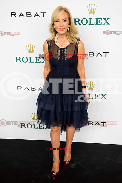 Carmen Lomana attends to the photocall of Rabat and Rolex at Florida Park in Madrid. October 18, 2016. (ALTERPHOTOS/Borja B.Hojas) /NORTEPHOTO.COM