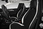 Front seat view of 2018 Infiniti QX30 Sport 5 Door SUV Front Seat  car photos