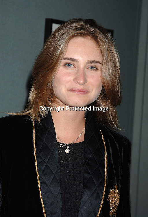 """Lauren Bush ..at The Hearst Magazines """"30 Days of Fashion"""" Event..and Charity Auction benefitting The Ovarian Cancer Research Fund on September 14, 2006 at The Hearst ..Tower...Robin Platzer, Twin Images"""