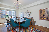 Dining Room at 201 East 62nd Street
