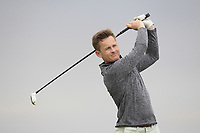 James Monaghan (Royal Dublin) on the 2nd tee during Round 1 of The East of Ireland Amateur Open Championship in Co. Louth Golf Club, Baltray on Saturday 1st June 2019.<br /> <br /> Picture:  Thos Caffrey / www.golffile.ie<br /> <br /> All photos usage must carry mandatory copyright credit (© Golffile | Thos Caffrey)