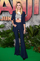Kimberley Garner at the &quot;Jumanji: Welcome to the Jungle&quot; premiere at the Vue West End, Leicester Square, London, UK. <br /> 07 December  2017<br /> Picture: Steve Vas/Featureflash/SilverHub 0208 004 5359 sales@silverhubmedia.com