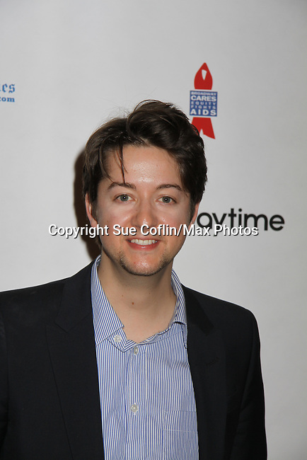 General Hospital Bradford Anderson at ABC Daytime Salutes Broadway Cares/Equity Fights Aids - The Grand Finale Celebration on March 13, 2011 with a musical show at Town Hall, New York City, New York followed by an after party at the New York Marriott Marquis. (Photo by Sue Coflin/Max Photos)