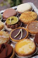 """Europe/France/Bretagne/22/Côtes d'Armor/Saint-Brieuc: Les tartes de Serge Quinton à la pâtisserie """"Serge Quinton"""" 7 rue Glais-Bizoin"""