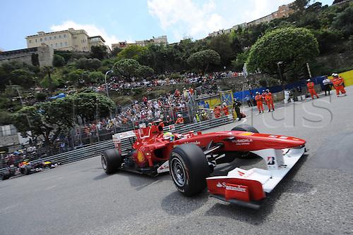 16/05/2010 Formula one GP Monaco Monte Carlo, Brazilian Felipe Massa in Ferrari.