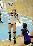 9-29-15, Skyline JV volleyball in action