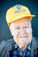 Seaborad Lions Club Member, Emory Ronk.