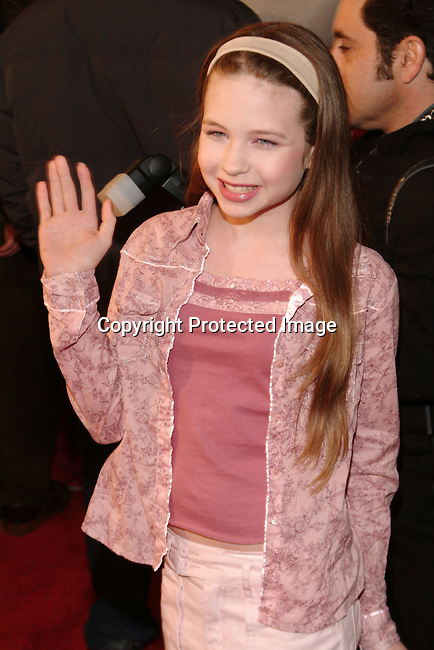 Daveigh Chase<br />&quot;Cheaper by the Dozen&quot; Film Premiere - Los Angeles<br />Mann's Grauman's Chinese Theatre<br />Hollywood, CA, USA<br />Sunday, December 14, 2003<br />Photo By Celebrityvibe.com/Photovibe.com