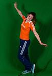 AMSTELVEEN- HOCKEY - LIDEWIJ WELTEN .  lid van de trainingsgroep van het Nederlands dames hockeyteam. COPYRIGHT KOEN SUYK