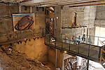 Jerusalem, Israel, The City of David, underground excavations<br />