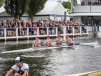 Henley Royal Regatta, Henley on Thames, Oxfordshire, 28 June - 2 July 2017.  Wednesday  14:52:49   28/06/2017  [Mandatory Credit/Intersport Images]<br /> <br /> Rowing, Henley Reach, Henley Royal Regatta.<br /> <br /> The Wyfold Challenge Cup<br />  Mercantile Rowing Club, Australia