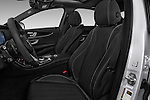 Front seat view of 2017 Mercedes Benz E-Class E300 4 Door Sedan Front Seat  car photos