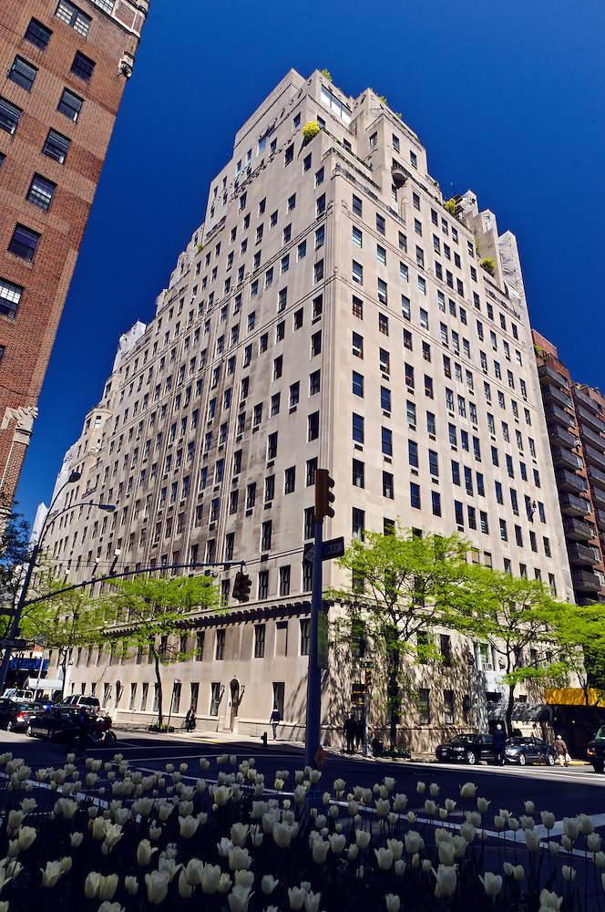 740 Park Avenue Is A Luxury Apartment Building, Home To