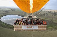 20140925 September 25 Hot Air Balloon Gold Coast
