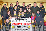 Currow GAA club are holding their annual funday in their pitch next Sunday and are iviting everyone to attend front row l-r: Cian Fitzgerald, Ciara Sheehan Laura Manley. Second row: Kay Fitzgerald, Cathal Brosnan, Ben Conway, Cathal Sheehan, Faye Conway, Aine Broderick, Tadgh Broderick. Third row: Padraig Broderick, Sean Brosnan, Eva Brosnan, Adam Manley. Back row: Anthony Fleming,  Niall Broderick, Conor Sheehan, Pat Conway, Norma Manley, Paddy O'Sullivan and James Brosnan..