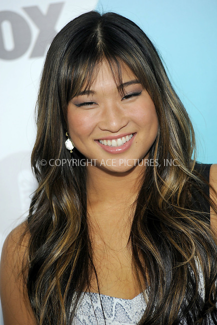 WWW.ACEPIXS.COM . . . . . .May 14, 2012...New York City....Jenna Ushkowitz attending the 2012 FOX Upfront Presentation in Central Park on May 14, 2012  in New York City ....Please byline: KRISTIN CALLAHAN - ACEPIXS.COM.. . . . . . ..Ace Pictures, Inc: ..tel: (212) 243 8787 or (646) 769 0430..e-mail: info@acepixs.com..web: http://www.acepixs.com .