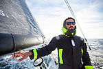 Onboard The Lift 40 ( Class 40 ) Black Mamba-Veedol with the skipper Yoann Richomme training for the Route du Rhum Destination Guadeloupe 2018.<br />