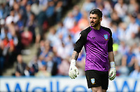 Sheffield Wednesday's Keiren Westwood<br /> <br /> Photographer Chris Vaughan/CameraSport<br /> <br /> The EFL Sky Bet Championship Play-Off Semi Final First Leg - Huddersfield Town v Sheffield Wednesday - Saturday 13th May 2017 - The John Smith's Stadium - Huddersfield<br /> <br /> World Copyright &copy; 2017 CameraSport. All rights reserved. 43 Linden Ave. Countesthorpe. Leicester. England. LE8 5PG - Tel: +44 (0) 116 277 4147 - admin@camerasport.com - www.camerasport.com