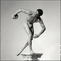 Discus Thrower<br />
