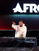 Rotterdam, The Netherlands, 18 Februari, 2018, ABNAMRO World Tennis Tournament, Ahoy, Afrojack<br />