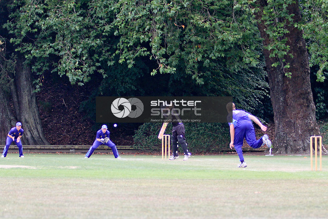 One day cricket, ACOB v Motueka, 2 March 2013, Botanics, Nelson, New Zealand<br /> Photo: Marc Palmano/shuttersport.co.nz