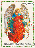 Ingrid, CHRISTMAS CHILDREN, WEIHNACHTEN KINDER, NAVIDAD NIÑOS,angel, paintings+++++,USISGA110S,#XK#