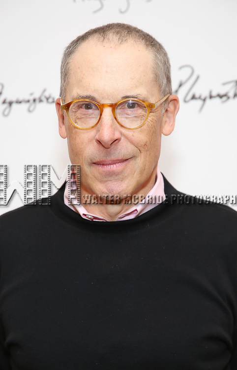 David Chandler attends the meet & Greet for Playwrights Horizons New York Premiere pf 'For Peter Pan on her 70th Birthday' on July 25, 2017 at the Playwrights Horizons Studios at  in New York City.