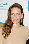 LOS ANGELES - DEC 4: Hilary Swank at The Actors Fund's Looking Ahead Awards at the Taglyan Complex on December 4, 2014 in Los Angeles, California