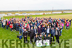 Large Support at the Ballyheigue Athletic rally in support of local soccer pitch on Sunday