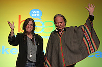 """A conversation with Patti Smith and Neil Young"" to talk about Young's new memoir book ""Waging Heavy Peace"" at BookExpo America at the Jacob Javits Center. New York, 06.06.2012 Credit: Jackman/face to face /MediaPunch Inc. ***FOR USA ONLY***"