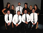 The Vegas Group who took part in the Smile For Ryan Strictly Come Dancing in the TLT. Photo:Colin Bell/pressphotos.ie