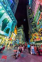 Times Square, New York, New York USA.