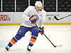 Michael Dal Colle #71 skates during New York Islanders Rookie Camp at NYCB Live's Nassau Coliseum in Uniondale on Tuesday, Sept. 12, 2017.