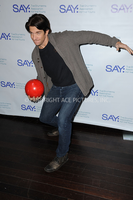 WWW.ACEPIXS.COM<br /> January 12, 2015 New York City<br /> <br /> Andy Karl attending the Third Annual Paul Rudd All-Star Bowling Benefit for The Stuttering Association for the Young (SAY) at Lucky Strike Lanes &amp; Lounge on January 12, 2015 in New York City.<br /> <br /> Please byline: Kristin Callahan/AcePictures<br /> <br /> ACEPIXS.COM<br /> <br /> Tel: (212) 243 8787 or (646) 769 0430<br /> e-mail: info@acepixs.com<br /> web: http://www.acepixs.com