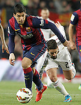 20150322. La Liga 2014/2015. FC Barcelona v Real Madrid.