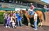 Casanova winning at Delaware Park on 10/12/16