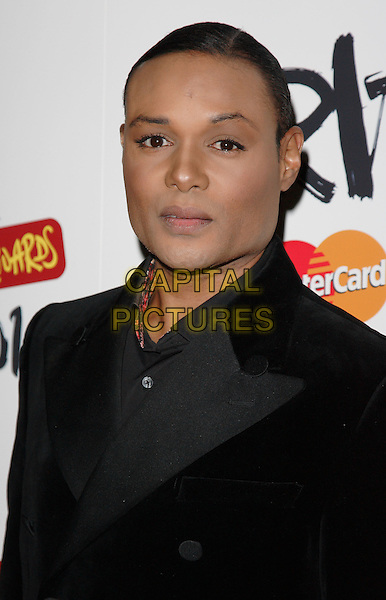 STEADMAN PEARSON .Brit Awards Nominations at Indigo O2, London, England, UK,.January 18th 2010..brits portrait headshot black velvet jacket .CAP/ROS.©Steve Ross/Capital Pictures