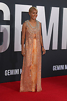 """LOS ANGELES - OCT 6:  Jada Pinkett Smith at the """"Gemini"""" Premiere at the TCL Chinese Theater IMAX on October 6, 2019 in Los Angeles, CA"""