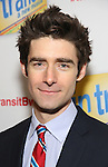 Drew Gehling attends the Broadway Opening Night Performance of 'In Transit'  at Circle in the Square Theatre on December 11, 2016 in New York City.