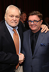 Brian Dennehy and Nathan Lane attends The New Dramatists 70th Annual Spring Luncheon honoring Nathan Lane at Marriott Marquis on May 14, 2019  in New York City.