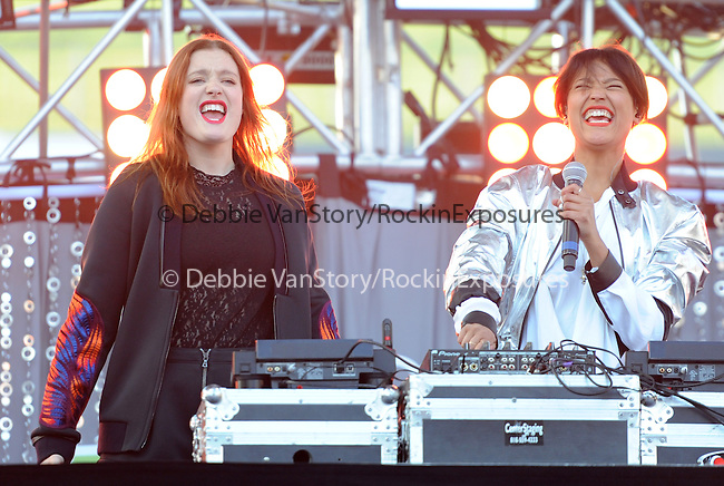 Icona Pop at The 2013 KIIS FM Wango Tango held at The Home Depot Center in Carson, California on May 11,2009                                                                   Copyright 2013 DVS / RockinExposures