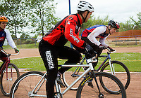 Cycle Speedway - Ipswich v Horspath - 17th May 2015