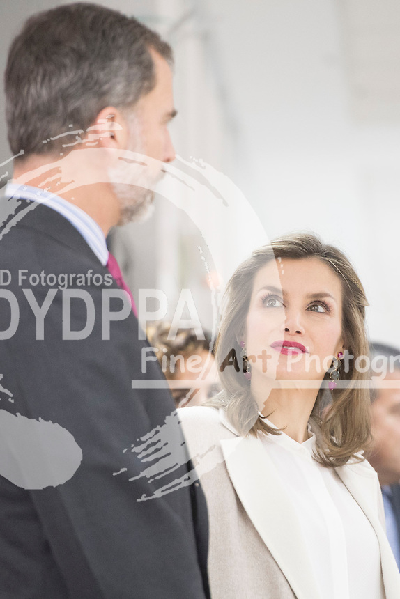 King of Spain Felipe VI; Queen of Spain Letizia