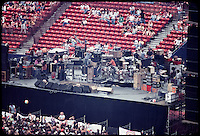 The Grateful Dead Live at Giants Stadium 02 Septemer 1978. General coverage of the stage, fans, venue.