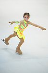 Sofia Farafonova competes during the Asian Junior Figure Skating Challenge 2015 on October 07, 2015 in Hong Kong, China. Photo by Aitor Alcalde/ Power Sport Images