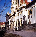 Loreta palace, Prague, Czech republic